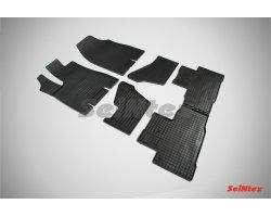 Коврики резиновые сетка Acura MDX