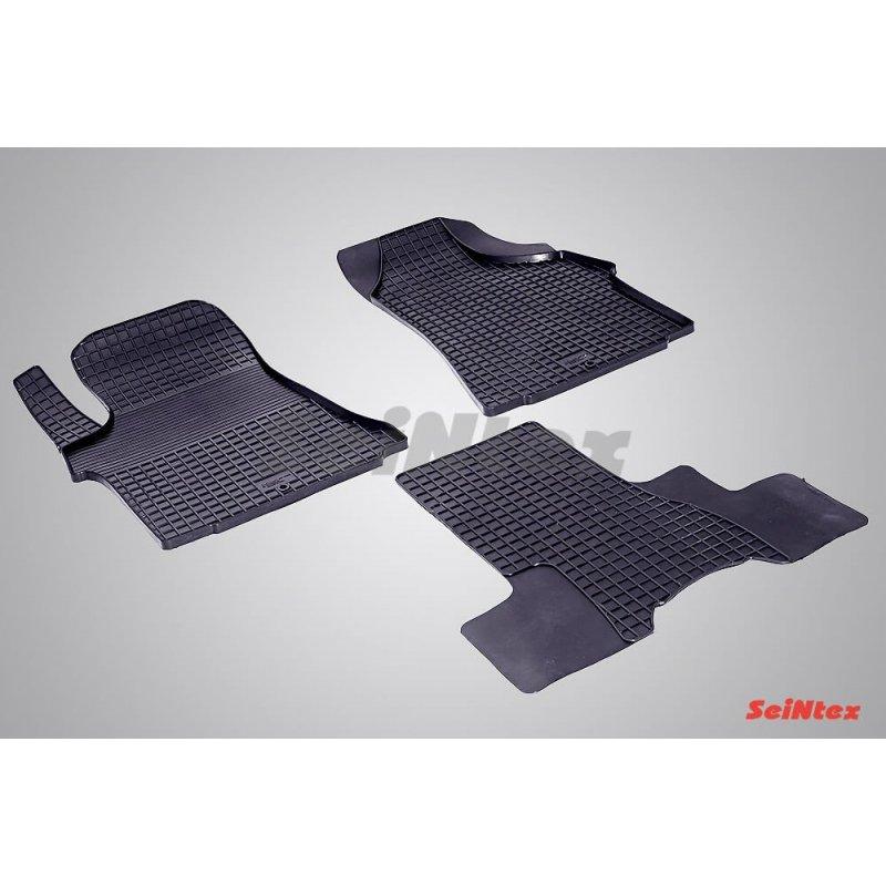 Резиновые коврики сетка Hyundai H1 Starex