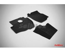 Резиновые коврики сетка Hyundai Porter I