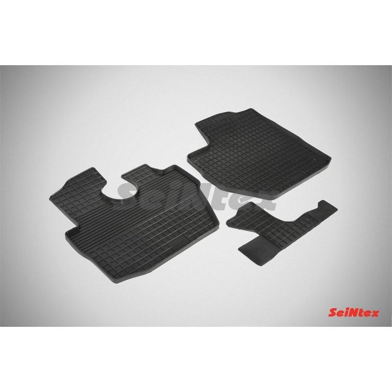 Резиновые коврики сетка Hyundai Porter II