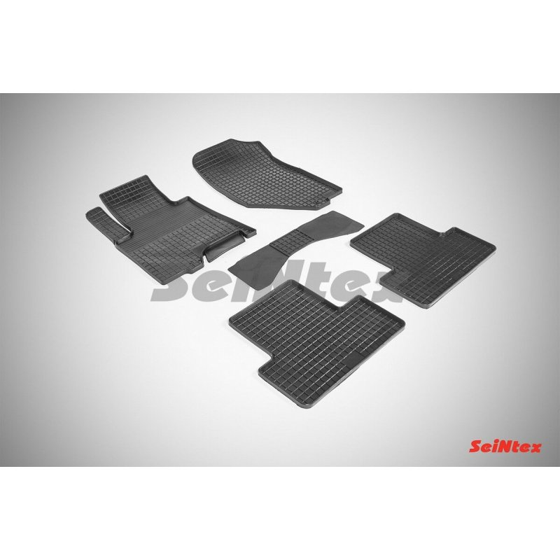 Резиновые коврики сетка Infiniti QX50 (EX35)