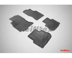 Резиновые коврики сетка Infiniti FX35