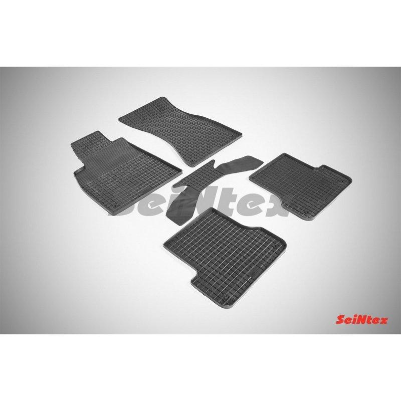 Резиновые коврики сетка Audi A-7