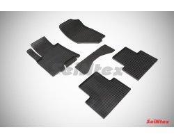 Резиновые коврики сетка Infiniti QX70 (FX37