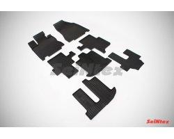 Резиновые коврики сетка Infiniti JX 35 / QX