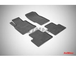 Резиновые коврики сетка Infiniti G35