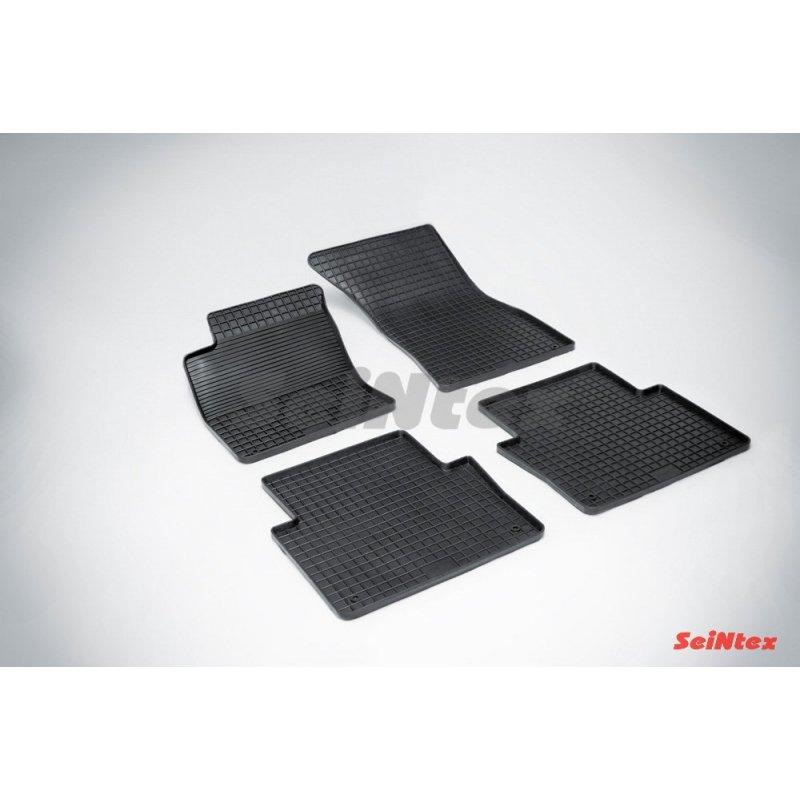Резиновые коврики сетка Audi A-8