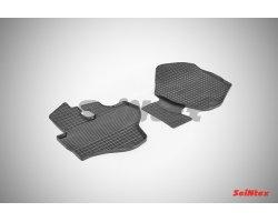 Резиновые коврики сетка KIA Bongo III
