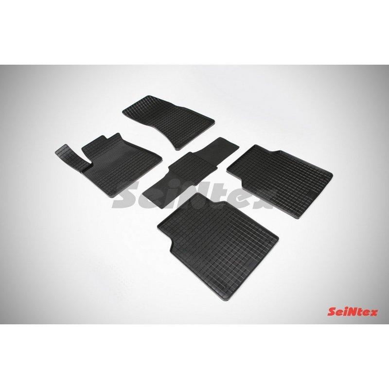 Резиновые коврики сетка Audi A-8 III