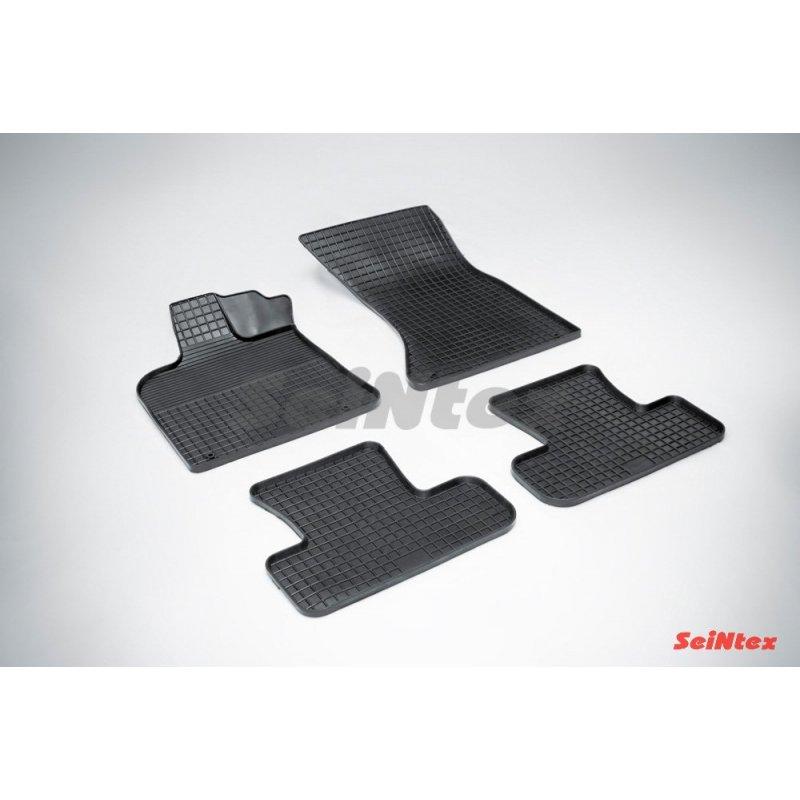 Резиновые коврики сетка Audi Q-5