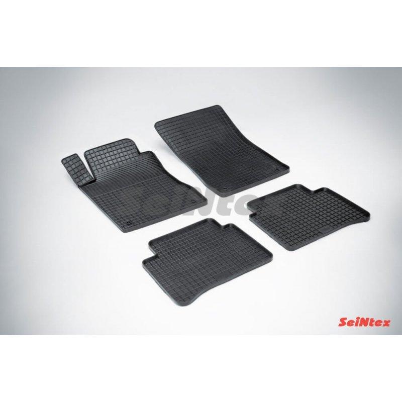 Резиновые коврики сетка Mercedes-Benz E-Class W211