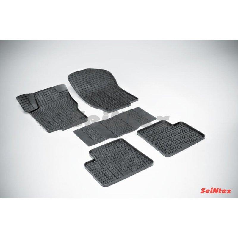 Резиновые коврики сетка -Benz GL-Class X164