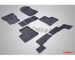 Резиновые коврики сетка Mercedes-Benz GL-Class X166