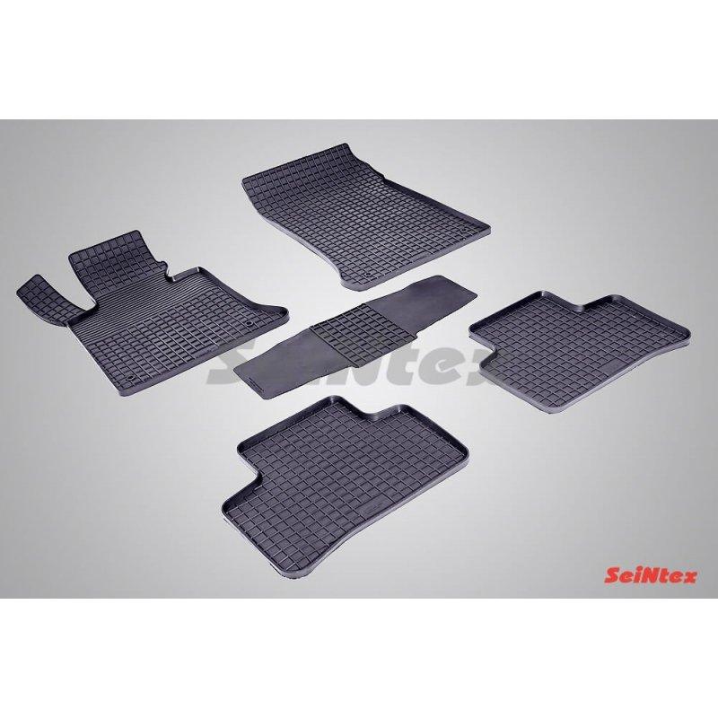 Резиновые коврики сетка Mercedes-Benz GLK-Class X204