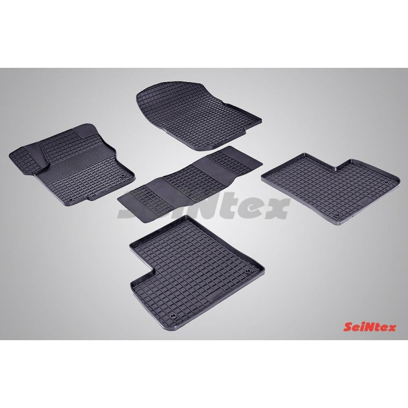 Резиновые коврики сетка Mercedes-Benz M-Class W166