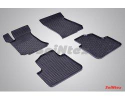 Резиновые коврики сетка Mercedes-Benz R-Class W251