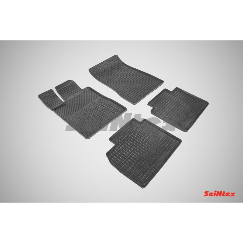 Резиновые коврики сетка Mercedes-Benz S-Class W220