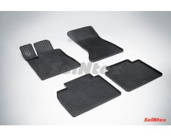 Резиновые коврики сетка Mercedes-Benz S-Class W220 4MATIC