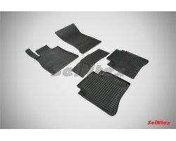 Резиновые коврики сетка Mercedes-Benz S-Class W222
