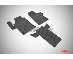 Резиновые коврики сетка Mercedes-Benz Viano