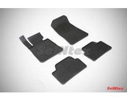 Резиновые коврики сетка BMW 1 Ser E-81-88