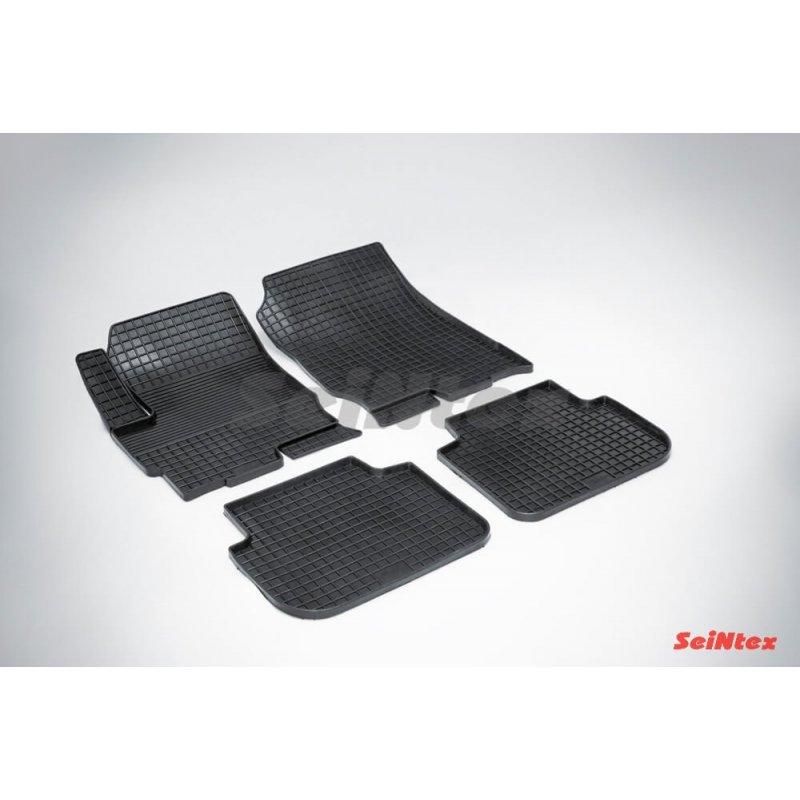 Резиновые коврики сетка Mitsubishi Colt VI
