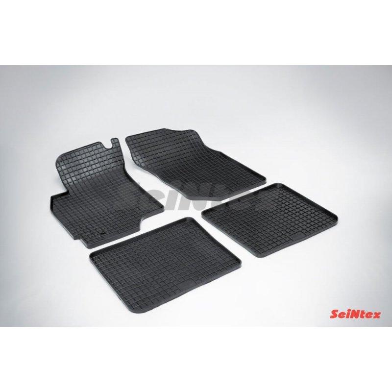 Резиновые коврики сетка Mitsubishi Lancer IX