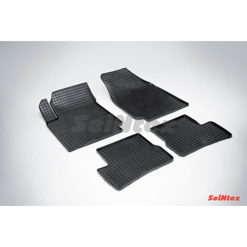 Резиновые коврики сетка Nissan Micra (K12)