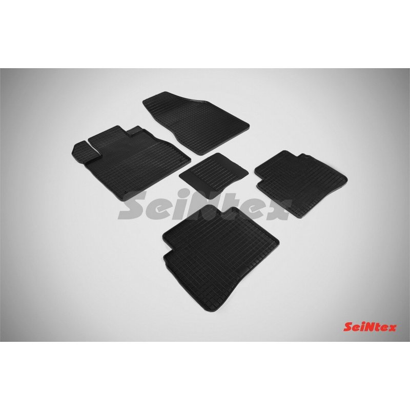 Резиновые коврики сетка Nissan Murano