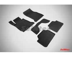 Резиновые коврики сетка BMW 1 Ser F-20-21