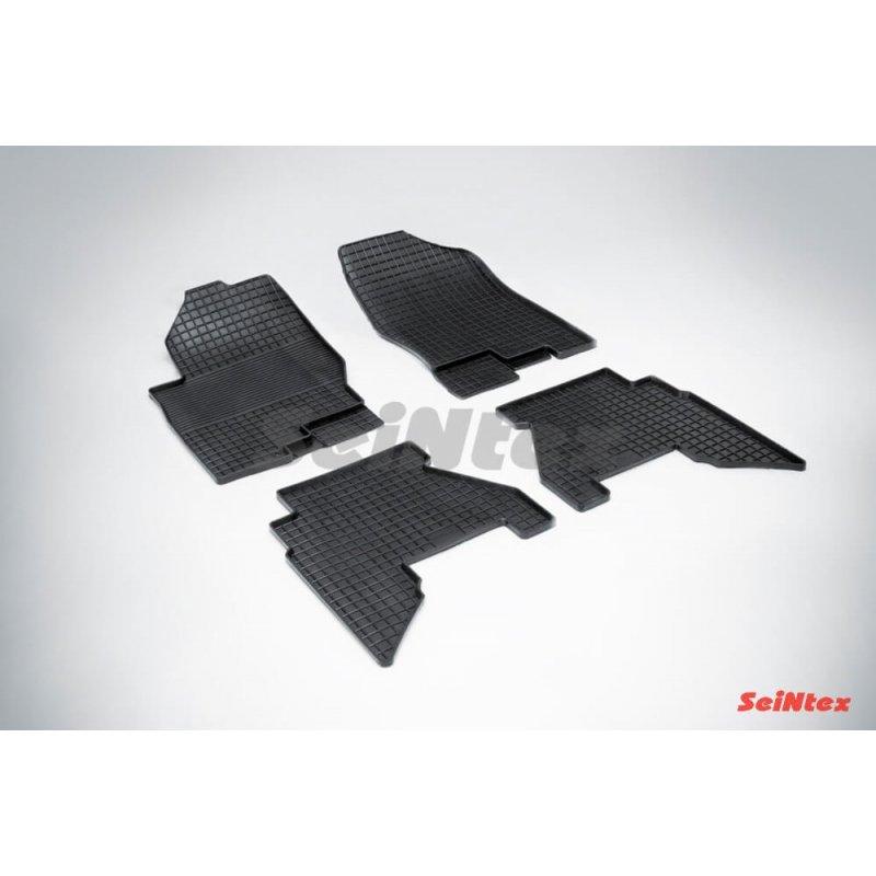 Резиновые коврики сетка Nissan Pathfinder III