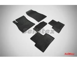 Резиновые коврики сетка Nissan Juke