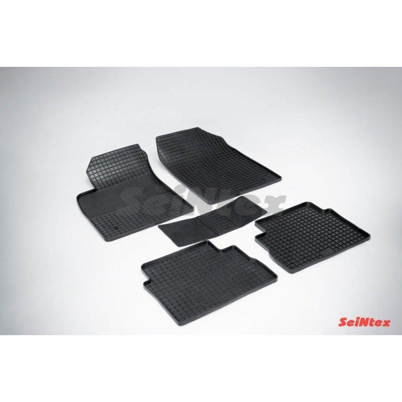 Резиновые коврики сетка Opel Vectra C