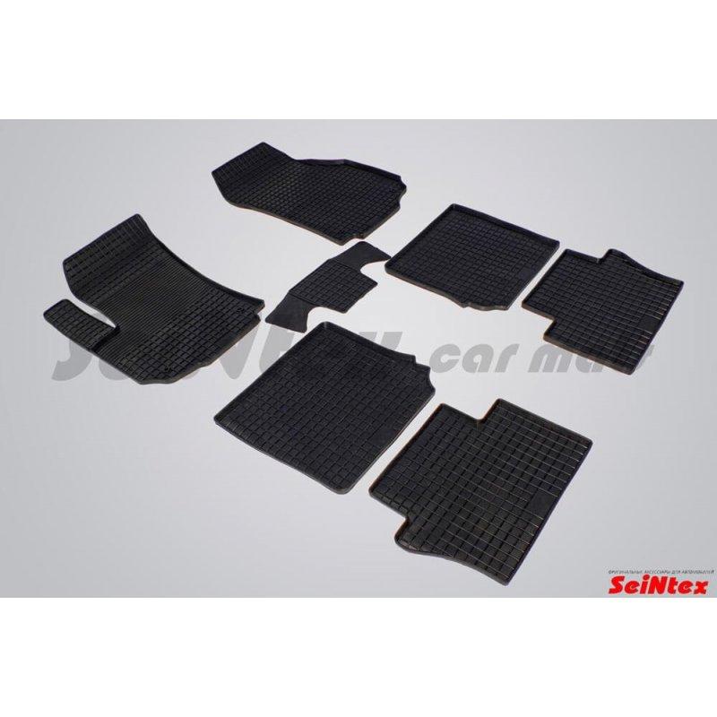 Резиновые коврики сетка Opel Zafira II