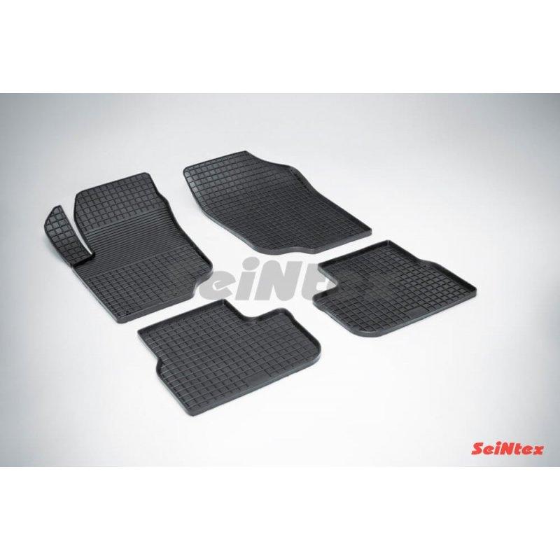Резиновые коврики сетка Peugeot 207