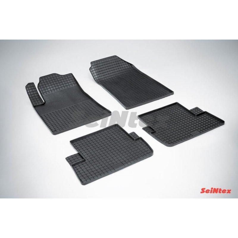 Резиновые коврики сетка Peugeot 407