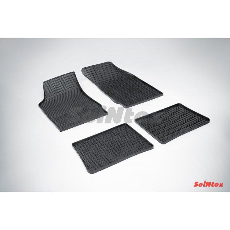 Резиновые коврики сетка Renault Symbol