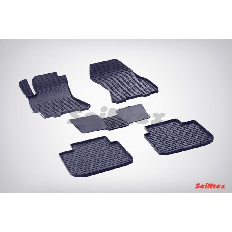 Резиновые коврики сетка Subaru Outback IV