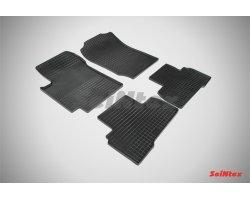 Резиновые коврики сетка Suzuki Grand Vitara III