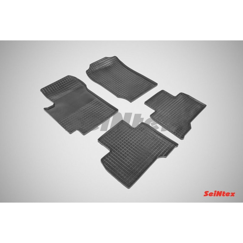 Резиновые коврики сетка Suzuki Grand Vitara III 5
