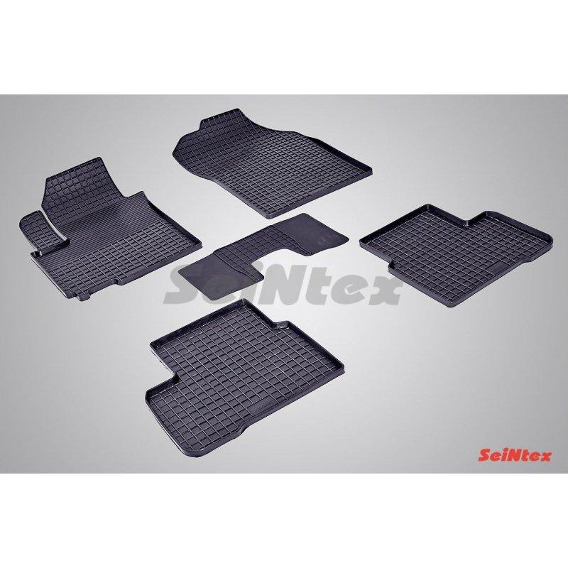 Резиновые коврики сетка Suzuki Swift
