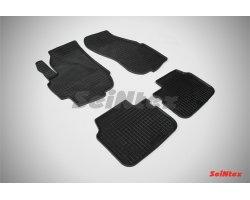 Резиновые коврики сетка Suzuki Liana