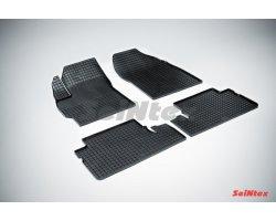 Резиновые коврики сетка Toyota Auris