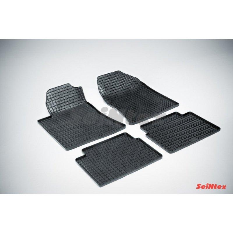 Резиновые коврики сетка Toyota Avensis