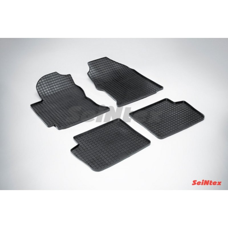 Резиновые коврики сетка Toyota Corolla IX