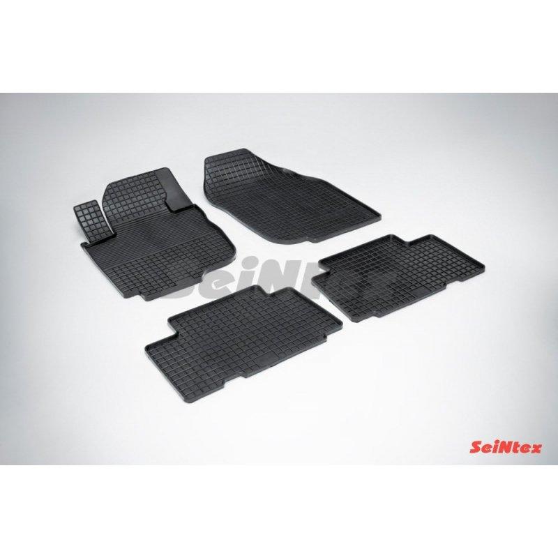 резиновые коврики сетка Toyota RAV4