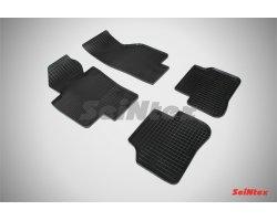 Резиновые коврики сетка Volkswagen Passat B6
