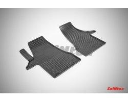 Резиновые коврики сетка Volkswagen T5