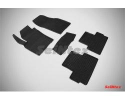 Резиновые коврики сетка VOLVO C30