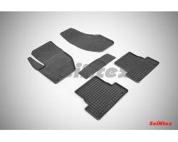Резиновые коврики сетка Volvo V40